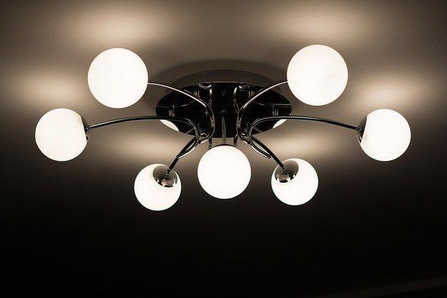 מנורות תקרה