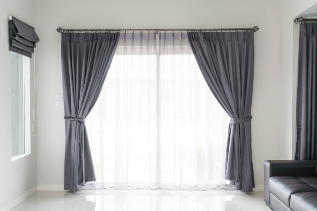 Curtains for the house